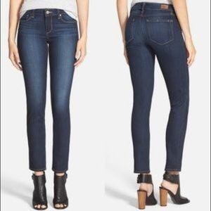 Paige Jeans Skyline Ankle Peg Size 28 Alanis Wash